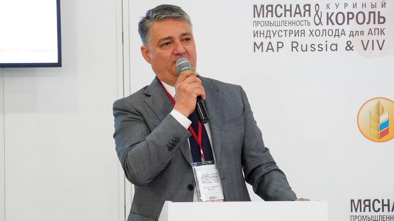 Президент НАПИ Андрей Ковалев